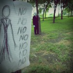 Slenderman Video Game Cosplay