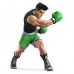 Super Smash Bros Wii U and 3DS Little Mac Artwork