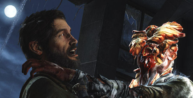 The Last Of Us survival-horror