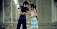 Aerith and Zack Cosplay