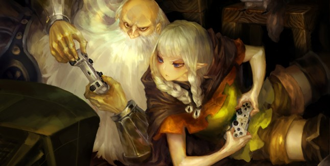 Dragon's Crown Gaming Artwork