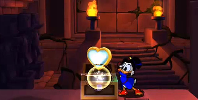 DuckTales Remastered Heart Containers Locations Guide