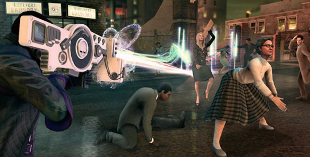 Saints Row 4 Cheat Codes Dubstep Screenshot