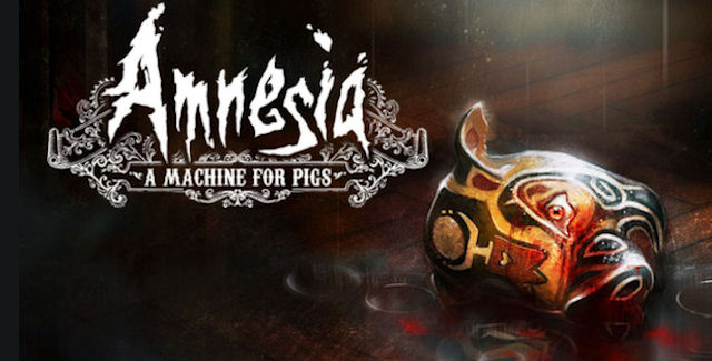 Amnesia A Machine for Pigs Walkthrough