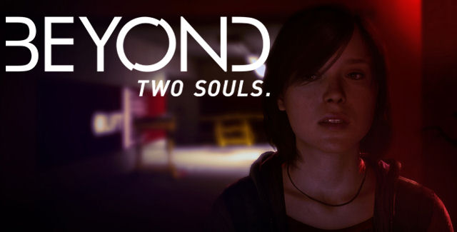 Beyond Two Souls Walkthrough Logo