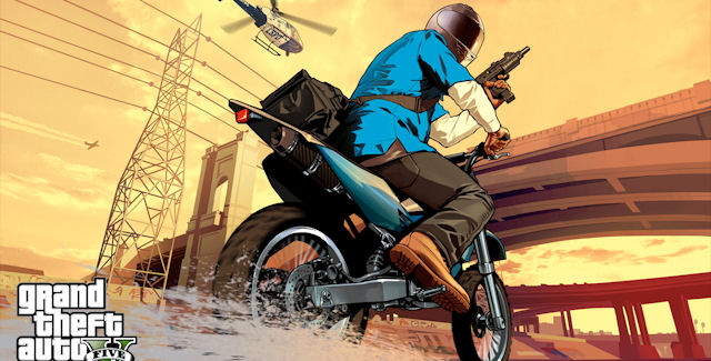 Grand Theft Auto 5 cheat codes artwork