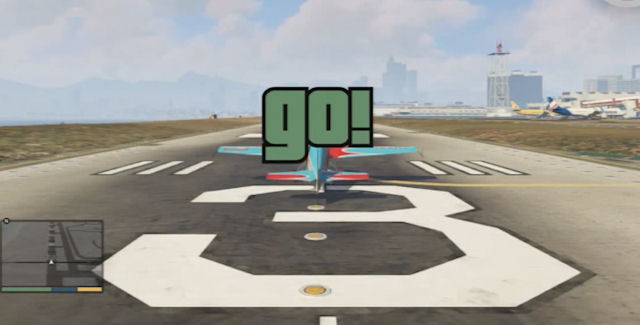 Grand Theft Auto 5 Flight School Lessons Guide