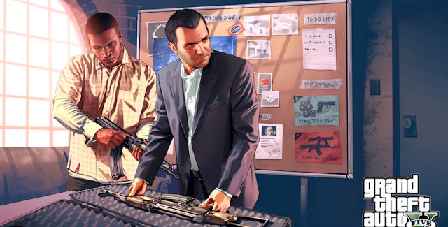 Grand Theft Auto 5 Weapons Guide