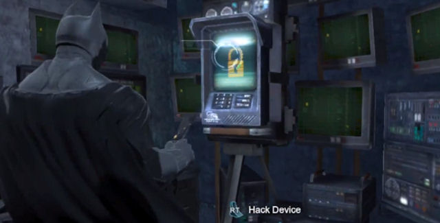 Batman Arkham Origins Comms Towers & Network Relays Locations Guide