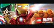 Lego Marvel Super Heroes Collectibles