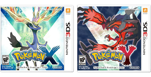 Pokemon X and Y Walkthrough