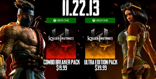Killer Instinct 2013 Cheats