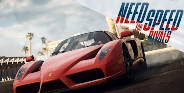 Need for Speed Rivals Cheats