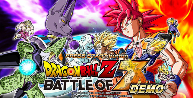 Dragon Ball Z: Battle of Z Demo Walkthrough
