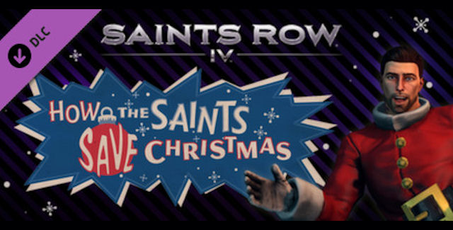 Saints Row 4: How the Saints Save Christmas Walkthrough