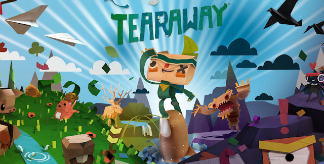 Tearaway Walkthrough
