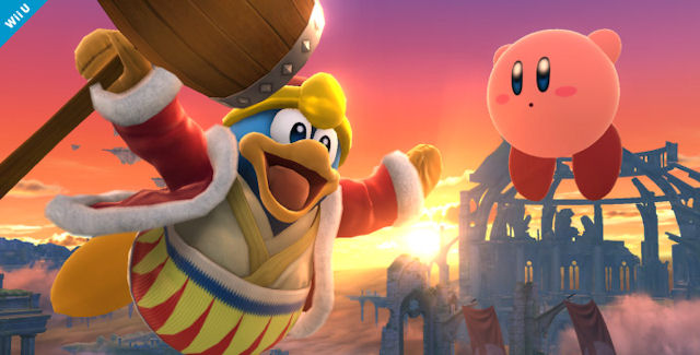 King Dedede in Super Smash Bros for Wii U & 3DS