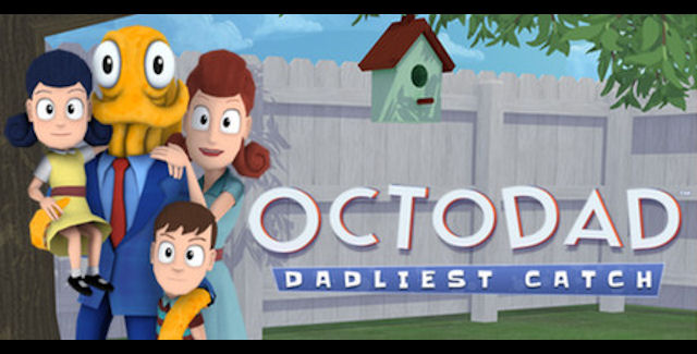Octodad: Dadliest Catch Walkthrough