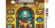 Professor Layton and the Azran Legacy Walkthrough