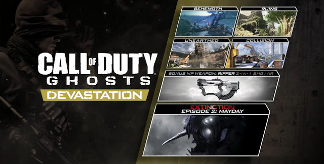 Call of Duty: Ghosts Devastation DLC