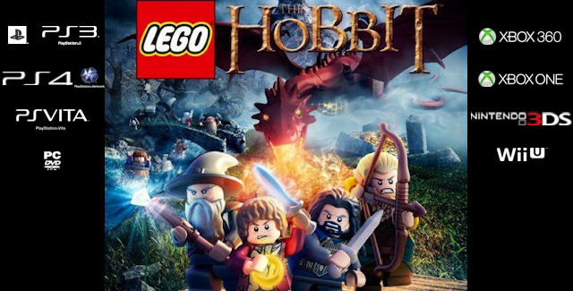 Lego The Hobbit Walkthrough