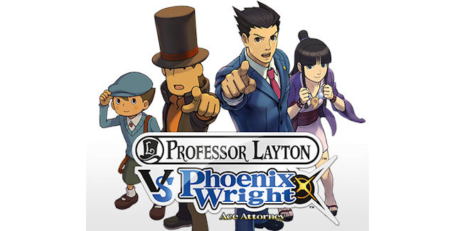 Professor Layton vs. Phoenix Wright: Ace Attorney Walkthrough