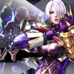 "Soul Calibur: Lost Swords Isabella ""Ivy"" Valentine Artwork"