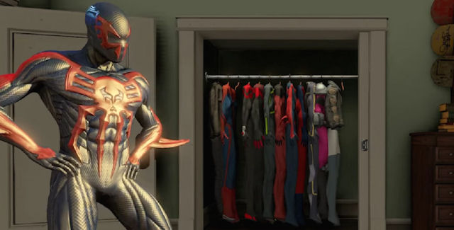 The Amazing Spider-Man 2 Game Unlockable Costumes
