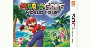 Mario Golf: World Tour Cheats