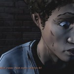 The Walking Dead Game: Season 2 Episode 4 Rebecca In Labor screenshot