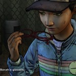 The Walking Dead Game: Season 2 Episode 4 Sarah's Glasses screenshot