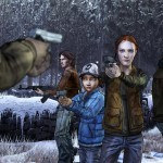 The Walking Dead Game: Season 2 Episode 4 Standoff screenshot