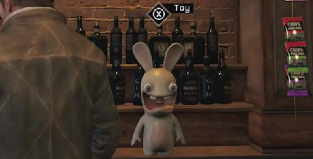 Watch Dogs Easter Eggs