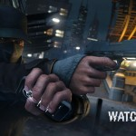 Watch Dogs Gun Wallpaper