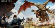 Dragon Age 3 Dragon Attacks Gameplay Screenshot