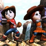 Mii Fighters 3DS Go Western Smash Bros. 4 Gameplay Screenshot E3 2014