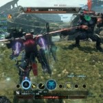 Xenoblade Chronicles X Mech Attack Gameplay Screenshot Wii U