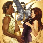 Ali Baba & The Sleeping Beauty on Fairest cover 2