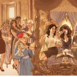 Ladies of Fairy Tales on Fairest cover 1