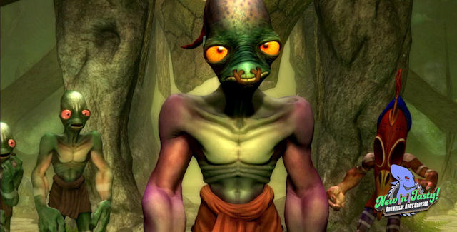 Oddworld: New N Tasty Mudokons Locations Guide