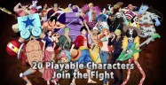 One Piece: Unlimited World Red Unlockable Characters