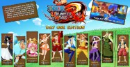 One Piece: Unlimited World Red Unlockable Costumes