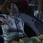 The Walking Dead Game: Season 2 Episode 5 Baby & Zombie Rebecca screenshot
