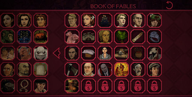 The Wolf Among Us Episode 5 Book of Fables Locations Guide