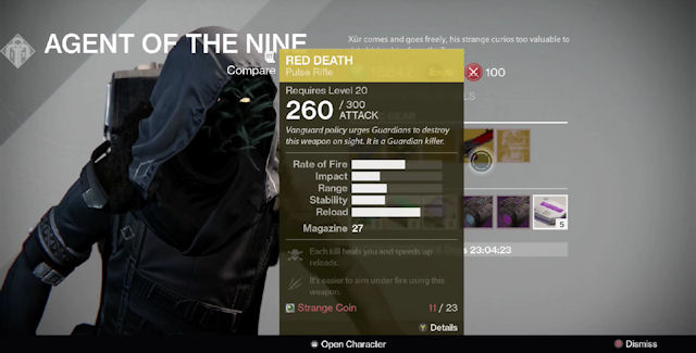 Destiny: How To Get Exotic Weapons Guide