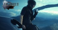 Final Fantasy XV Banner Artwork