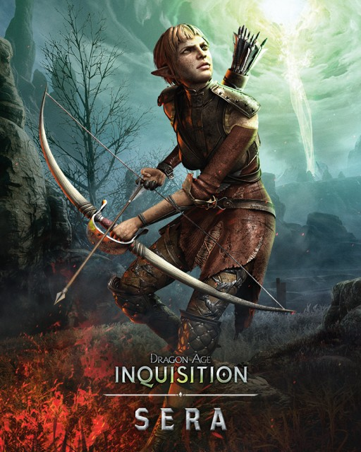 Dragon Age Inquisition How To Get Sera