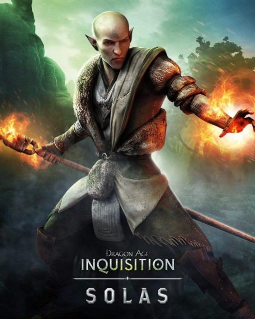 Dragon Age Inquisition How To Get Solas