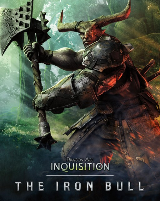 Dragon Age Inquisition How To Get The Iron Bull