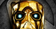 Borderlands: Handsome Collection Gold Mask Logo Artwork